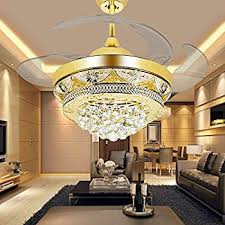 livingroom light colorled invisible ceiling fans living room remote fan