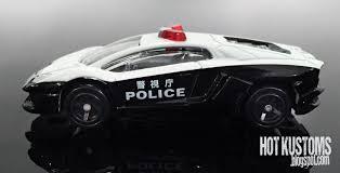 police lamborghini kustoms mini cars 2015 tomcia event model tem kustoms