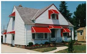 Residential Aluminum Awnings Aluminum Awnings Cleveland Patio Covers Parma Ohio