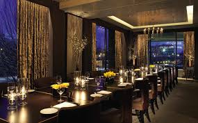 popular excellent restaurants private dining room hotel with