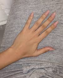 Light Pink Acrylic Nails Light Pink Nails Nails Pinterest Light Pink Nails Pink