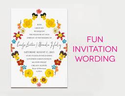 wedding reception potluck invitation cogimbo us