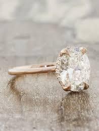 s rings modern oval diamond engagement ring ken