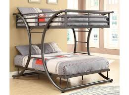 Bunk Bed With Futon On Bottom Bedroom Bunk Bed W Futon Bottom 8 Bunk Bed W Futon Bottom