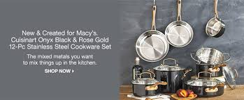 where is the best place to go online for black friday deals kitchen appliances cookware u0026 more macy u0027s