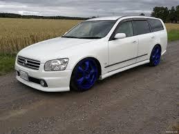 nissan stagea nissan stagea rx300 erikois malli 260hv vaihto station wagon 2001