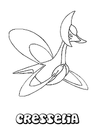 cresselia coloring pages hellokids com