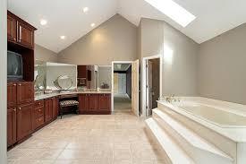 Bathroom With Two Separate Vanities by 30 Bathrooms With L Shaped Vanities