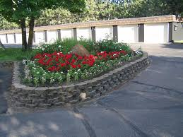 picture raised flower bed jpg provided by larrys landscaping tree