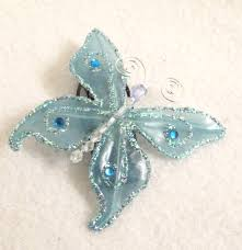 butterfly hair clip butterfly hair clip