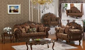 681 sheraton traditional living room set in cherry by meridian