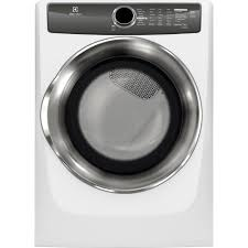 Clothes Dryer Not Heating Properly Ge 7 2 Cu Ft Electric Dryer In White Gtd42easjww The Home Depot