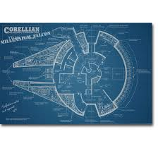Millennium Falcon Floor Plan by Online Buy Wholesale Falcon Art From China Falcon Art Wholesalers