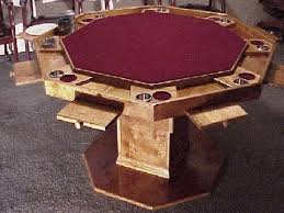 octagon game table youtube