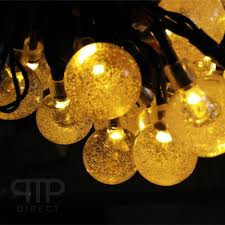 Solar Powered Patio Lights String by Led String Lights Outdoor Use Style Pixelmari Com