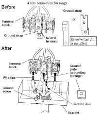 range outlet receptical wiring pics electrical page 2 diy