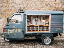 truck van you need this prosecco van at your wedding