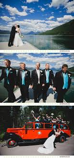 Montana travel photo album images Wedding glory in glacier dusty and tom 39 s west glacier montana jpg