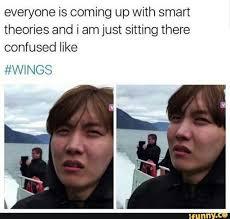 Meme Theory - wings theory army s amino
