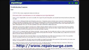 how to download repair manuals 1998 acura tl windshield wipe control acura tl repair and service manual online for 1995 1996 1997 1998