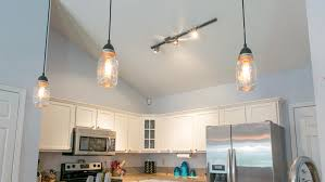 Jar Pendant Light How To Make Diy Mason Jar Pendant Lights Angie U0027s List