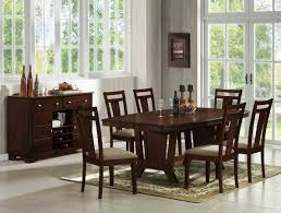 cherry wood dining room tables dark cherry wood dining room table