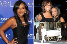 Whitney Houston Daughter Found In Bathtub How Bobbi Kristina Brown U0027s Life Spiralled Out Of Control After The