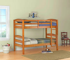 bunk bed table attachment bunk beds bunk bed bedside table mainstays twin over wood pine