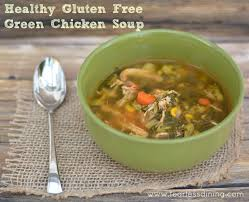 green chicken vegetable soup recipe fearless dining
