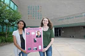 mayde creek high school yearbook mayde creek high school history students meet s challenge