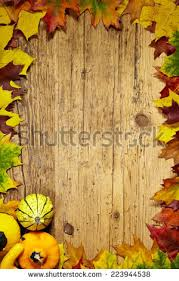 thanksgiving autumn fall background brown stock photo