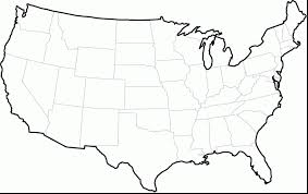 state of maryland map reveals from the usa map silhouette free