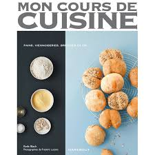 livre cours de cuisine moule à livre de recettes les basiques du boulanger