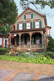 exterior folk victorian house colors victorian style house