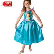 Genie Halloween Costumes Girls Jasmine Halloween Costume Teens Princess Jasmine Costume