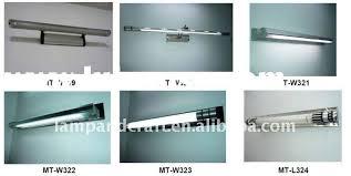 Bathroom Led Mirror Light Led Light Design Sophisticated Led Bathroom Light Fixtures With