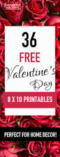 36 free valentines day wall art printables seasonal home decor