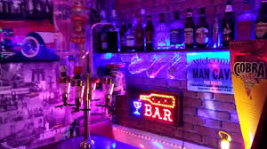 bar room disco leds games room man cave fruit machines youtube