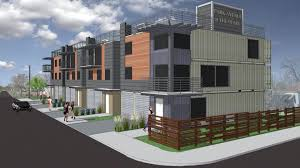 san antonio based disruptive construction to test contaner style