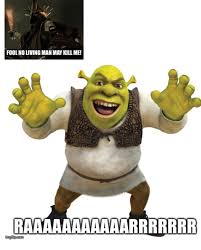 Shrek Memes - image shrek is memes jpg the lord of the rings minecraft mod