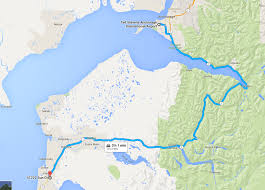 Willow Alaska Map by Get Directions To Kenai Fishing Lodges Russell Fishing