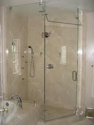 Shower Door Styles Bi Fold Styles Bathroom Shower Doors Home Interiors
