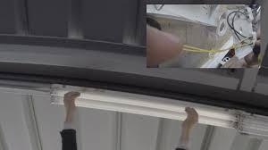 Replace Fluorescent Light Fixture In Kitchen by Carport Fluorescent Light Fixture Rebuild Replacing Bi Pin End