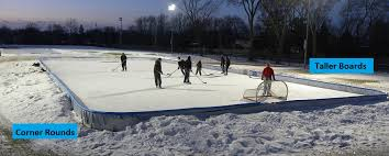 Backyard Ice Skating Rink Backyard Skating Rinks Outdoor Goods