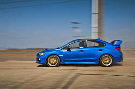 subaru malaysia 2015 subaru wrx sti with subaru wrx sti front three quarters on