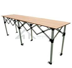 Folding Wooden Garden Table Folding Tables Wooden Frame Width Wooden Top Folding Wooden Garden