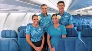 airline cabin crew hawaiian airlines cabin crew slideshow