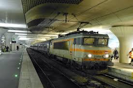 Intercit De Nuit Siege Inclinable A Bord Du Briançon Transportrail Le Webmagazine Ferroviaire