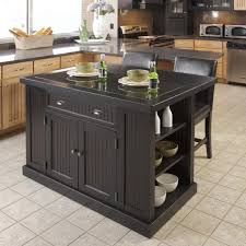 black kitchen island with stools portable kitchen island with stools kenangorgun com
