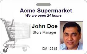 How To Make Employee Id Cards - photo id badges id cards security badges for access control